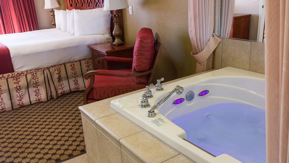 Bathroom in One-Bedroom Deluxe Villa in Orlando, FL | Westgate Lakes Resort & Spa | Westgate Resorts