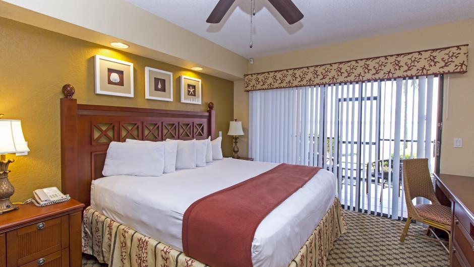 Bed in Three-Bedroom Villa in Orlando, FL   Westgate Lakes Resort & Spa   Westgate Resorts
