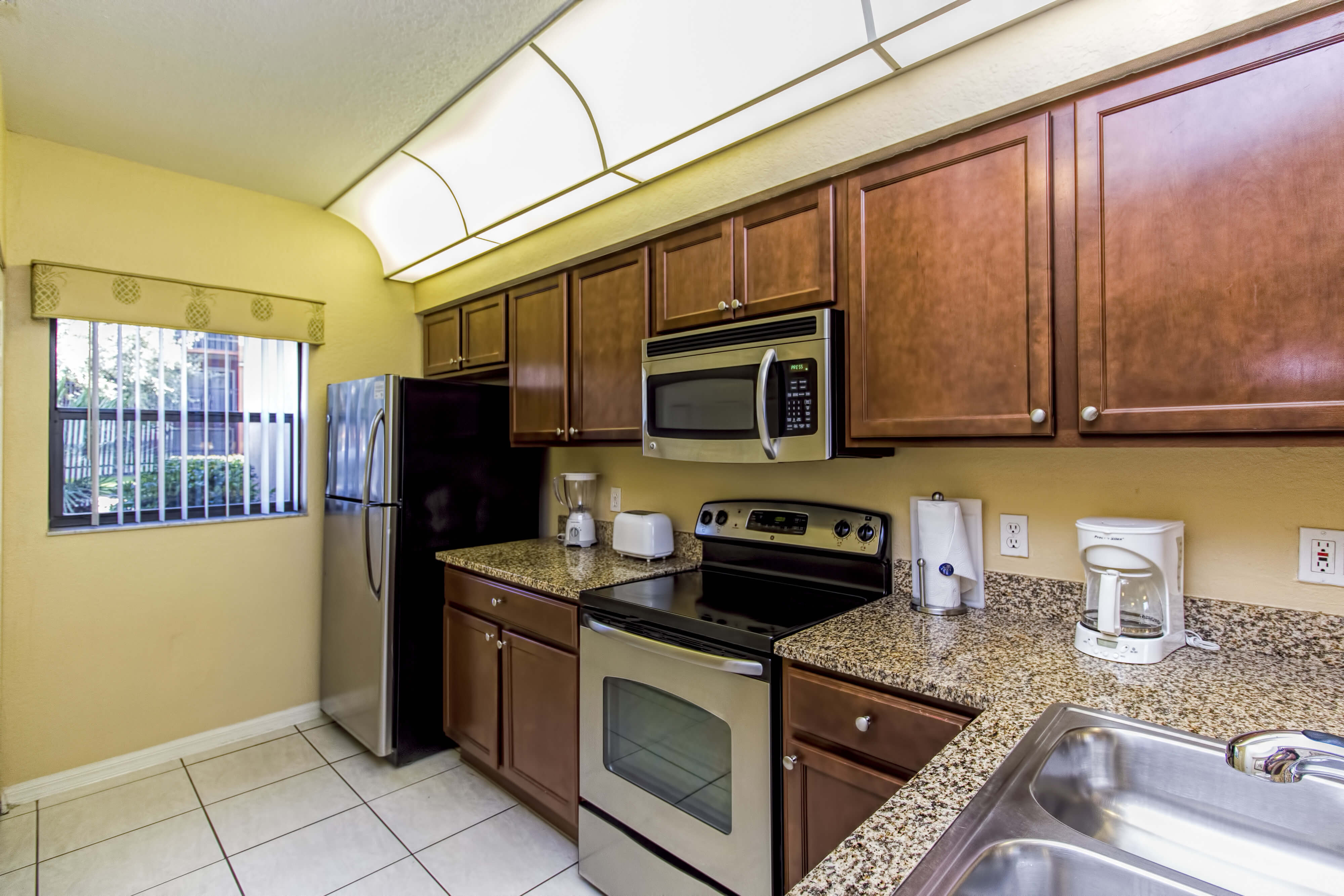 Kitchen at Three-Bedroom Villa in Orlando, FL | Westgate Lakes Resort & Spa | Westgate Resorts