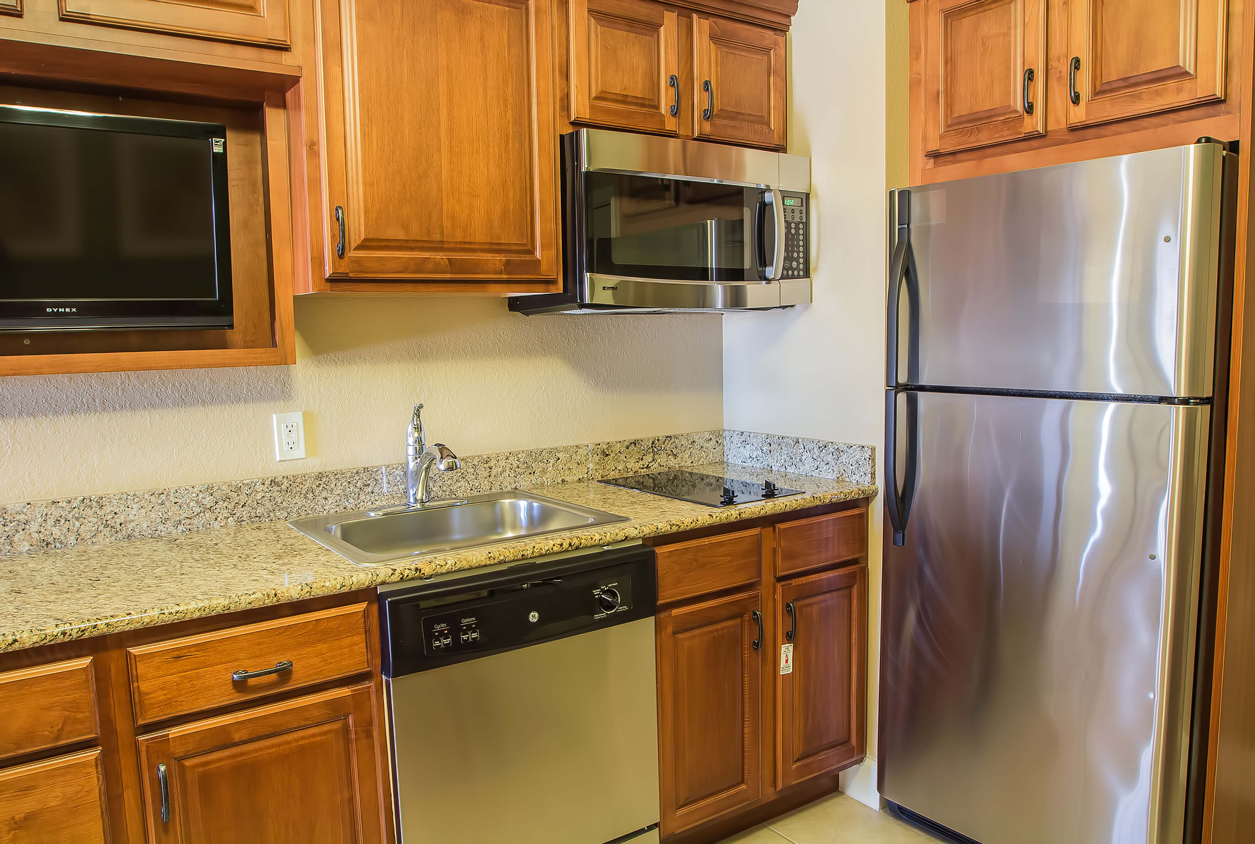 Studio Villa | Kitchen | Westgate Lakes Resort & Spa | Orlando, FL | Westgate Resorts
