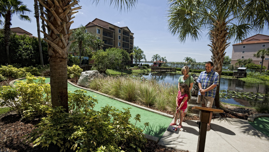 Mini Golf hotel in Orlando, FL |  Westgate Lakes Resort & Spa | Westgate Resort