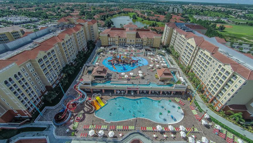 Ship Wreck Island Water Parks in Orlando Florida   Westgate Towers Resort   Westgate Water Park Resorts