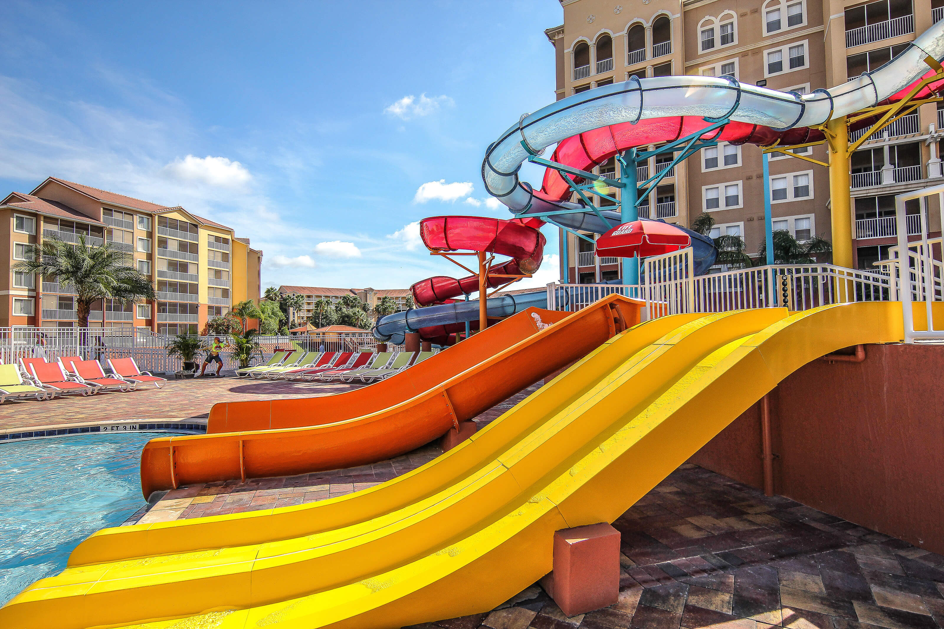 Water Slides | Westgate Town Center Resort & Spa | Westgate Resorts