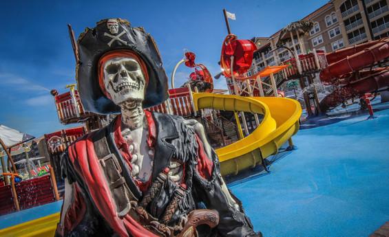 Shipwreck Island at our Orlando water park hotel | Westgate Vacation Villas Resort & Spa | Westgate Resorts