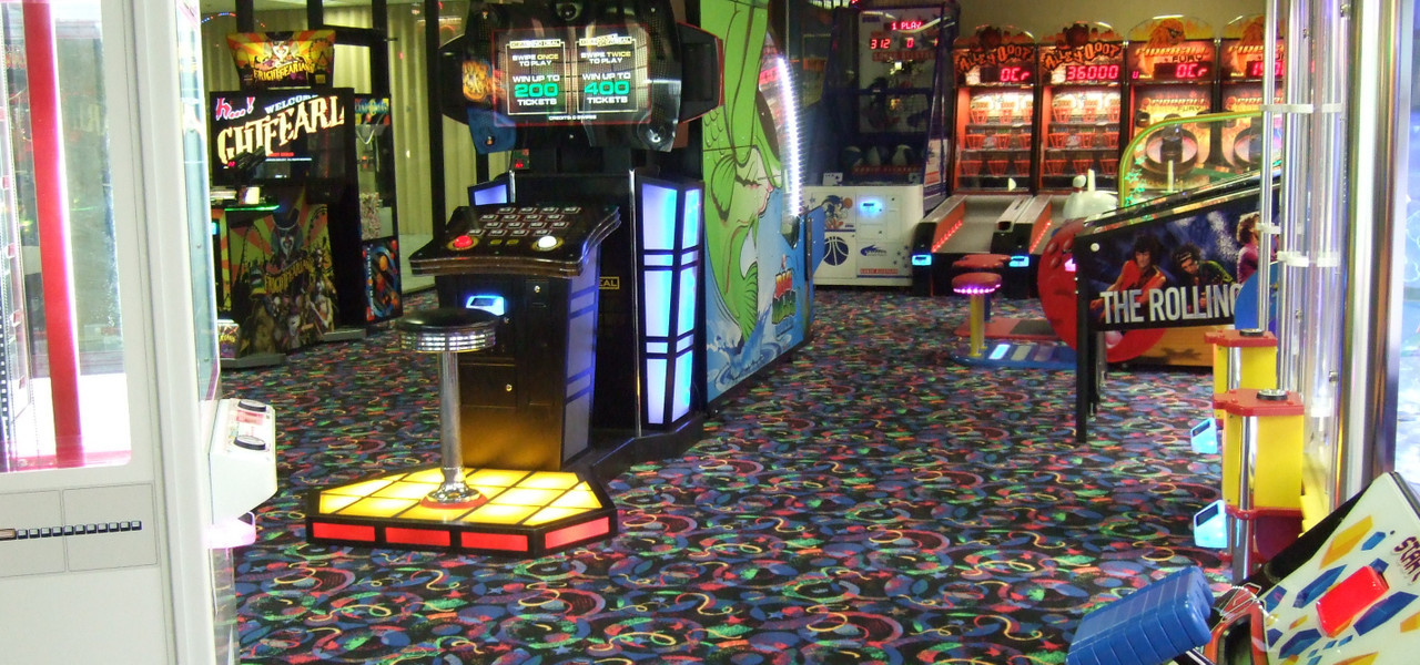 Game room at one of our resorts in Kissimmee FL | Westgate Vacation Villas Resort & Spa | Westgate Resorts