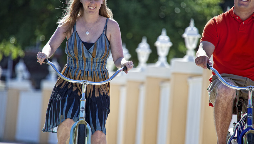 Bicycle Rentals at the Kissimmee Resort | Westgate Town Center Resort & Spa | Westgate Resorts