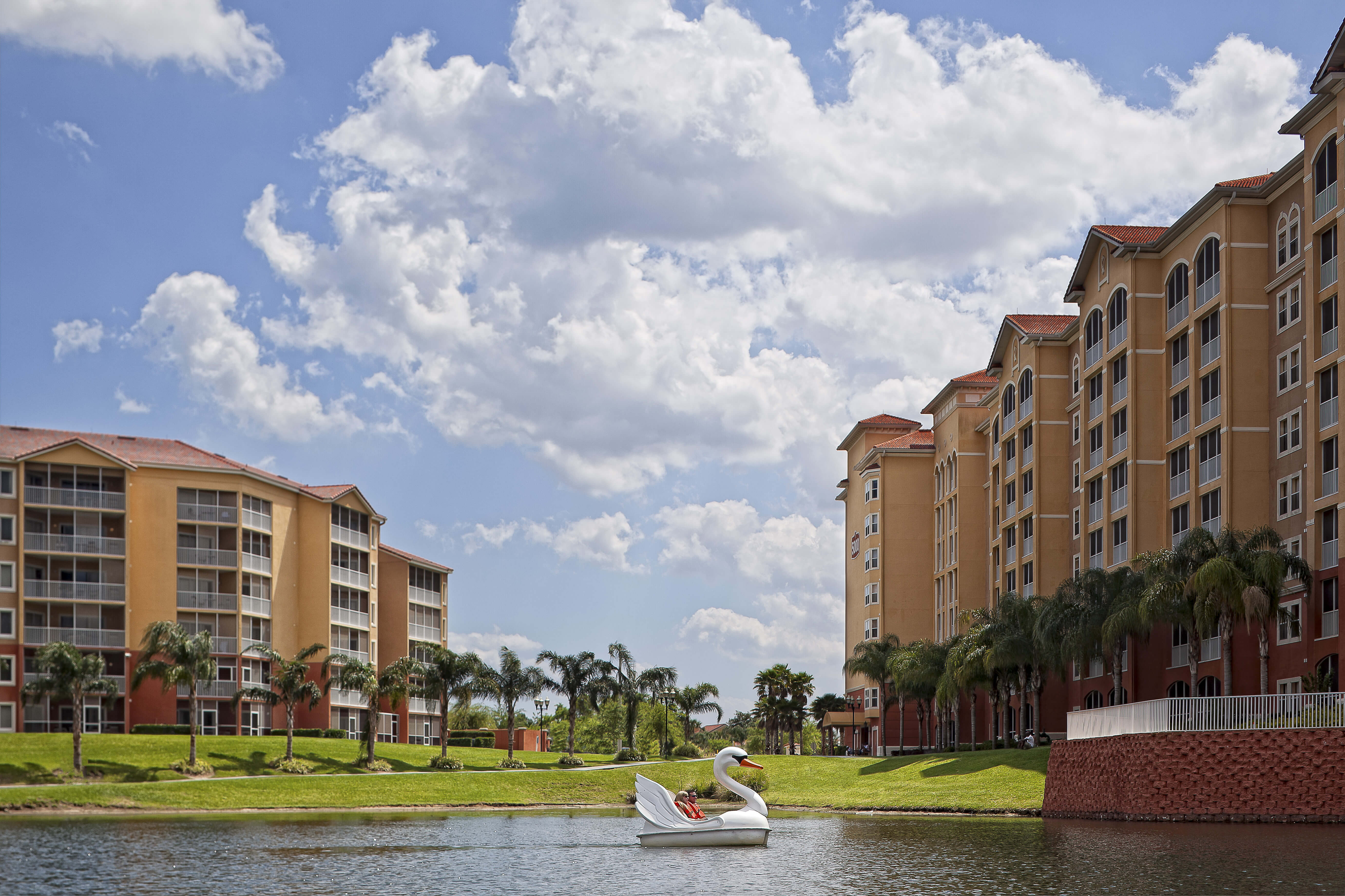 Exterior View of Villas | Westgate Vacation Villas Resort & Spa | Orlando, FL | Westgate Resorts