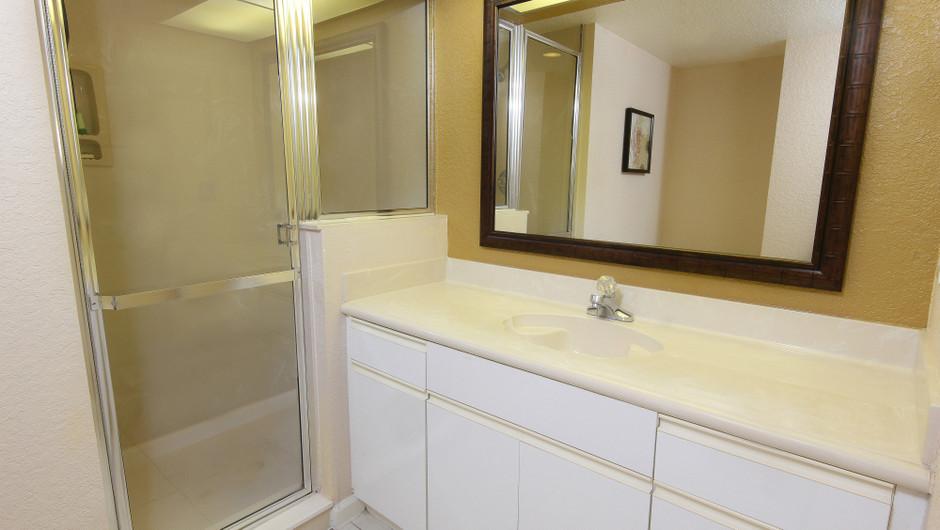 Studio Villa Bathroom   Westgate Vacation Villas Resort & Spa   Orlando, FL   Westgate Resorts