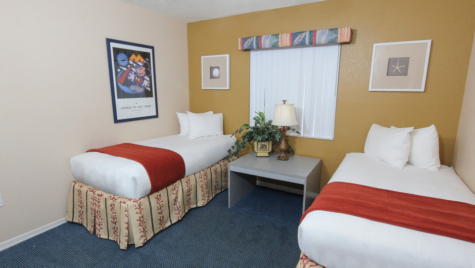 Accommodations westgate vacation villas resort spa - Two bedroom suites orlando florida ...
