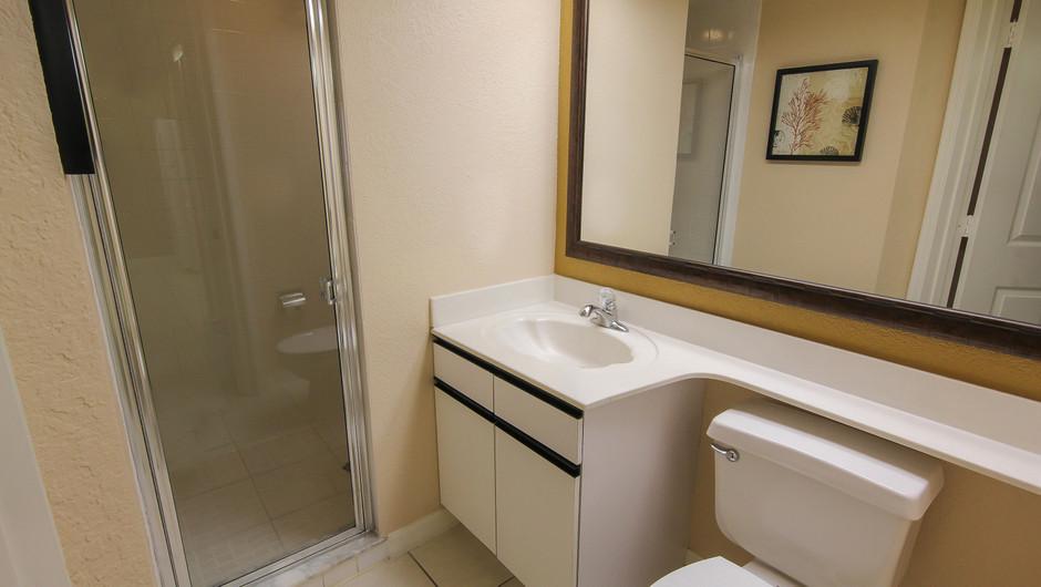 2nd Bathroom in 2 bedroom suite in Orlando, FL   Westgate Vacation Villas Resort & Spa   Orlando, FL   Westgate Resorts