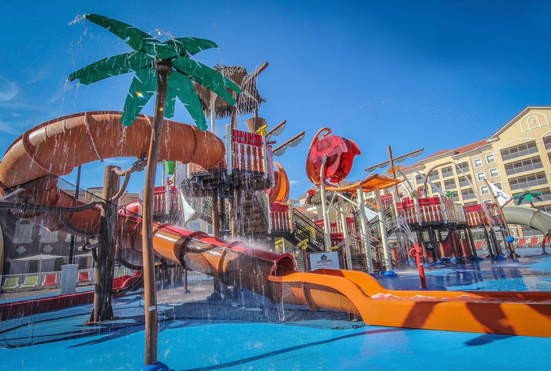 Shipwreck Island At Our Orlando Water Park Hotel Westgate Vacation Villas Resort Spa