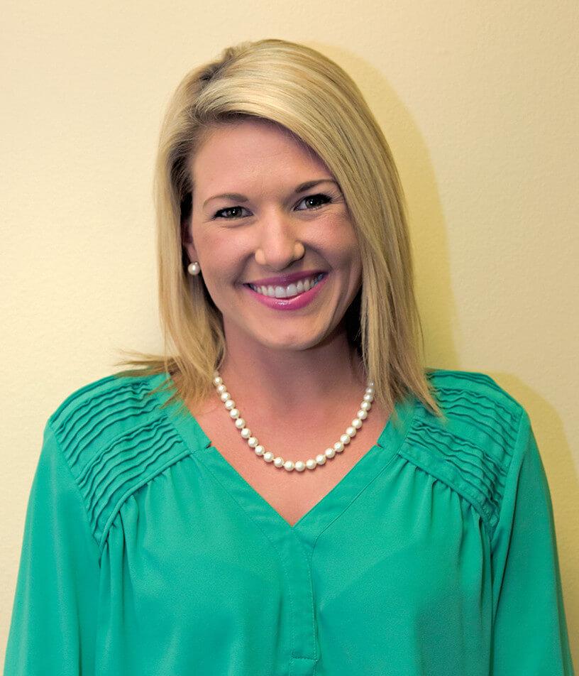 Leslie Hembrooke, Sales Manager