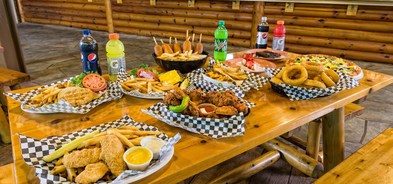 Roaring Fork Snack Bar at our Tennessee Resorts | Westgate Smoky Mountain Resort & Spa | Westgate Resorts