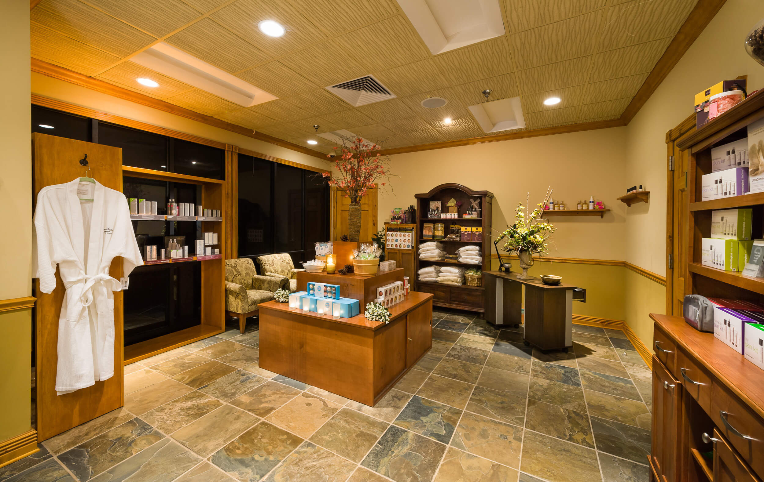 Spa products for sale at Serenity Spa by Westgate | Westgate Smoky Mountain Resort & Spa