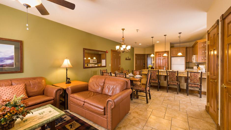 Five-Bedroom Villa in our Gatlinburg Villas | Westgate Smoky Mountain Resort & Spa | Westgate Resorts