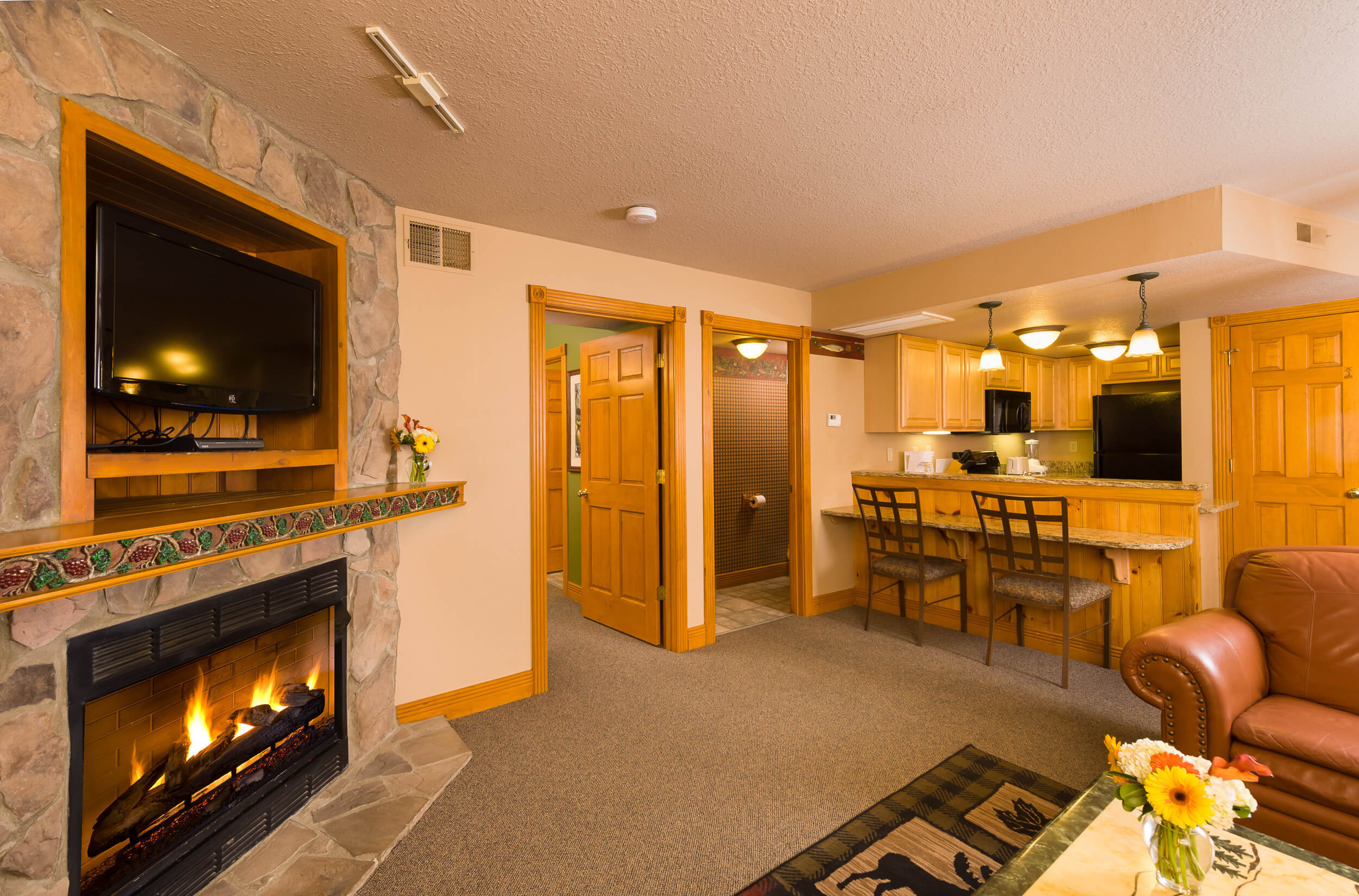 Two Bedroom Villa Westgate Smoky Mountain Resort Spa Westgate Resorts In Gatlinburg
