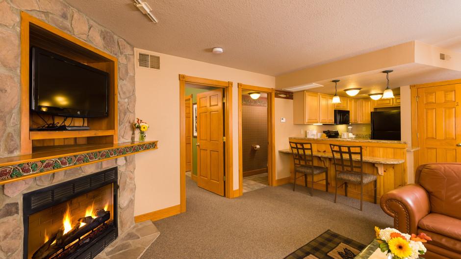 Two-Bedroom Villa in our Gatlinburg Villas | Westgate Smoky Mountain Resort & Spa | Westgate Resorts