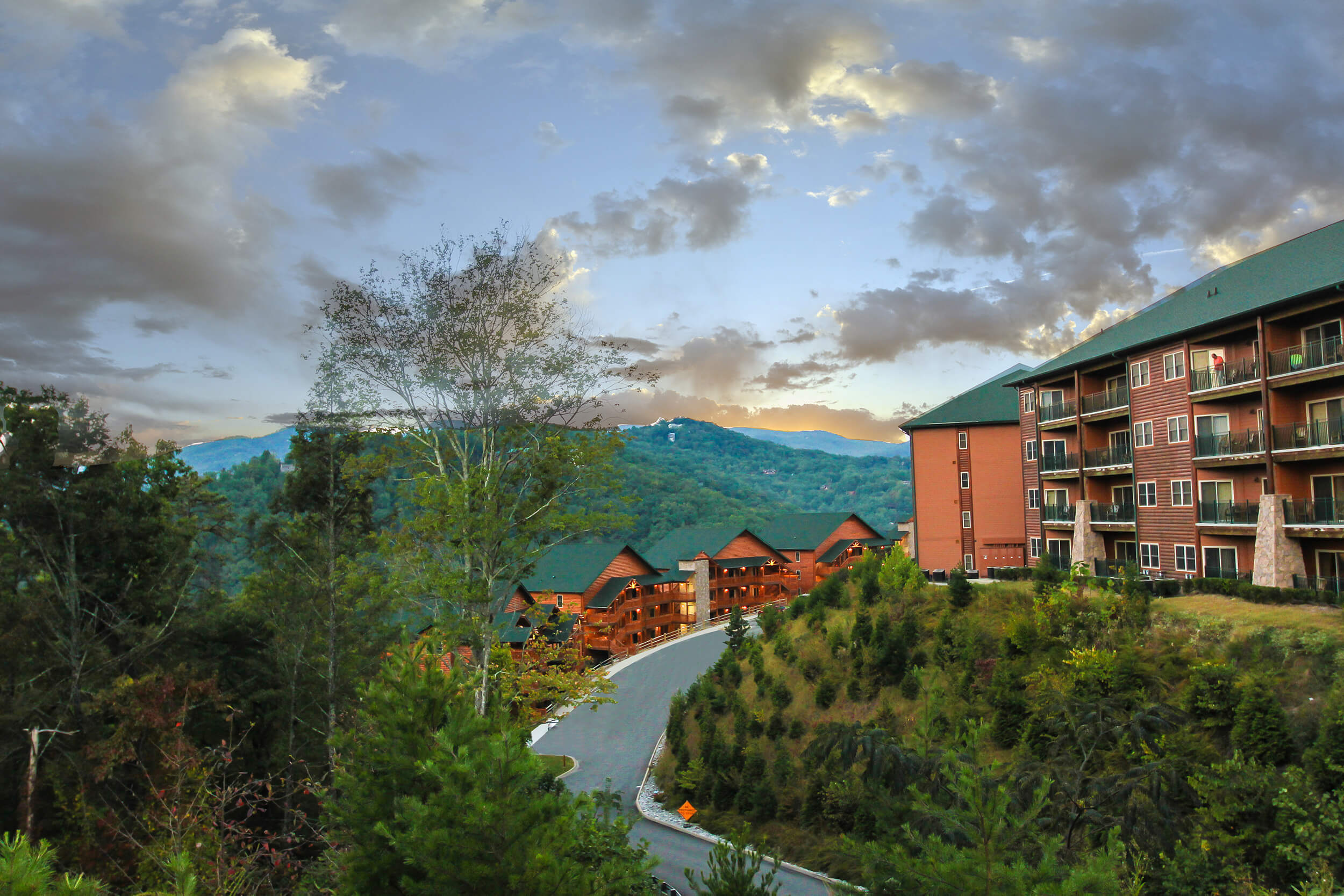 Resort Photos  Gatlinburg Pictures  Westgate Smoky
