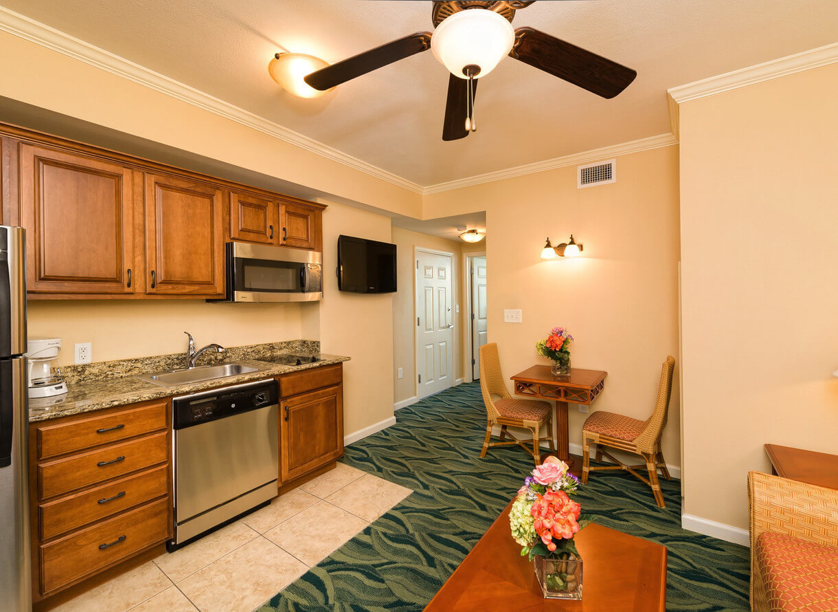 One Bedroom Ocean View Villa Westgate Myrtle Beach Oceanfront Resort Resorts
