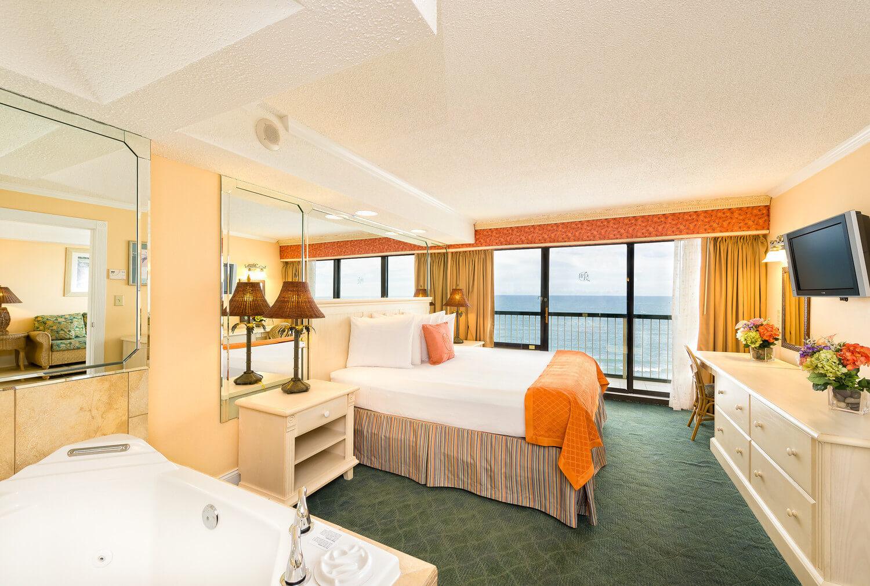 two bedroom oceanfront villa westgate myrtle beach oceanfront