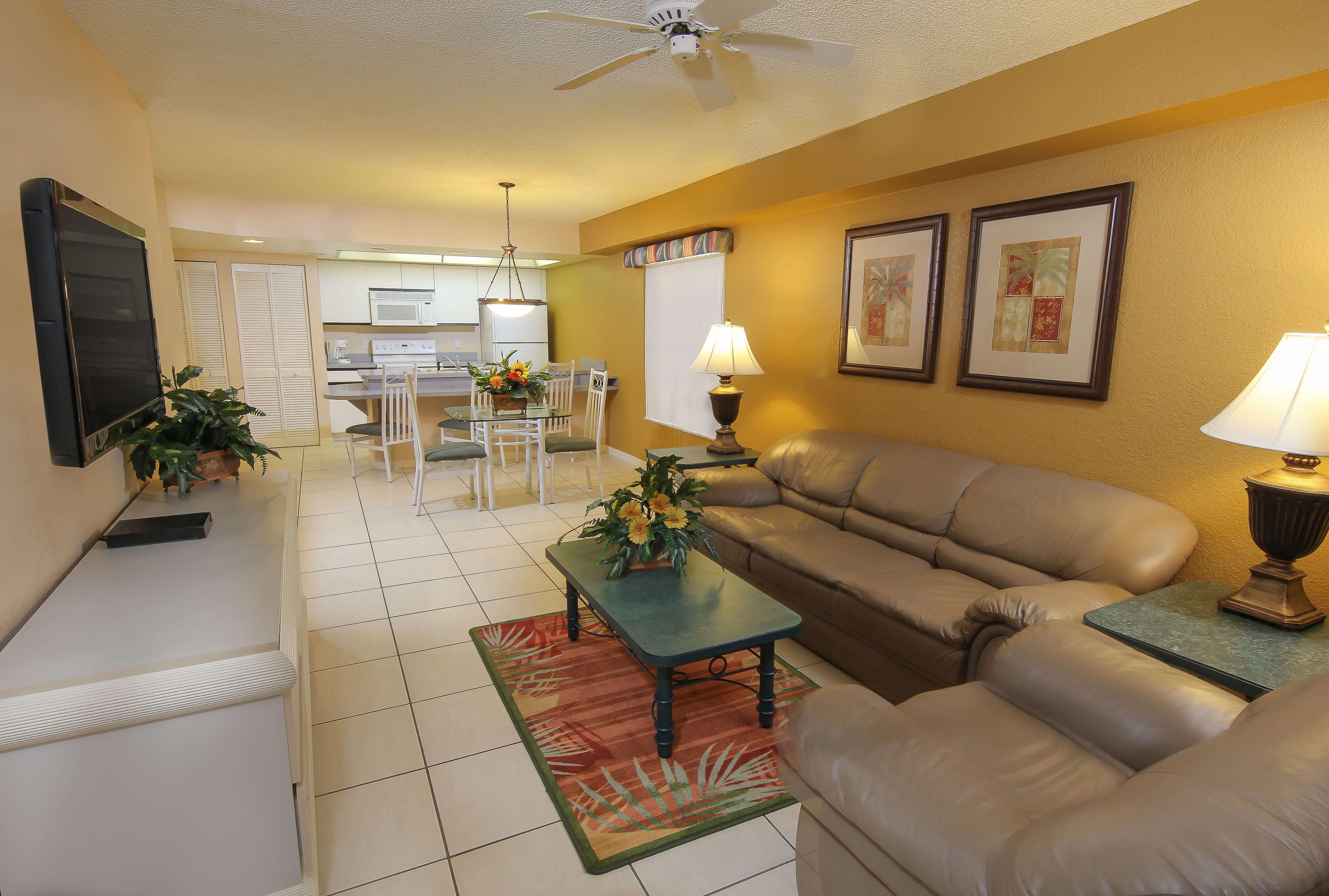 two-bedroom villa | westgate vacation villas resort & spa orlando