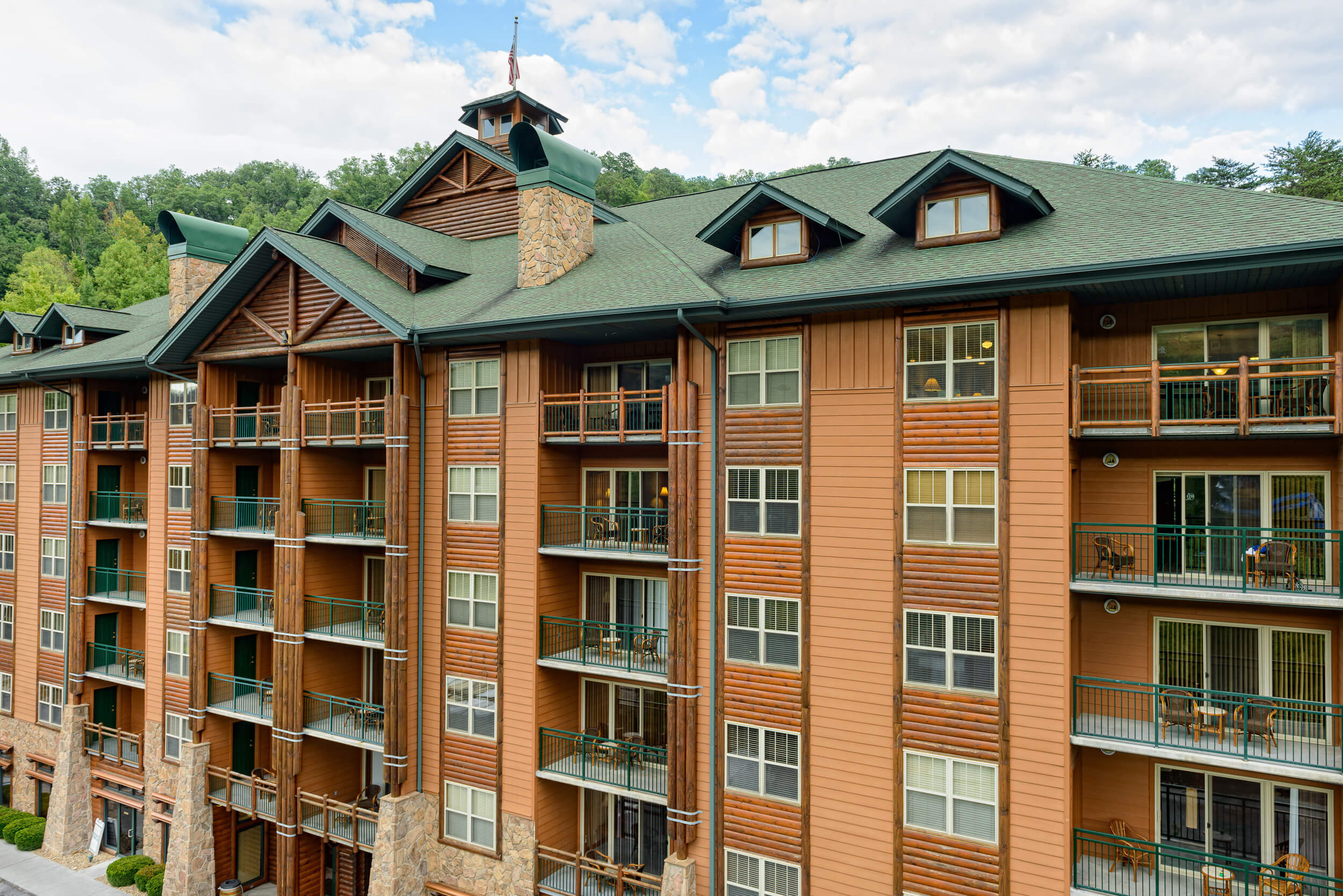 Smoky Mountain Resort Exterior | Westgate Smoky Mountain Resort & Spa | Westgate Resorts