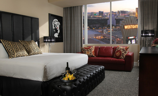 Westgate Las Vegas Resort & Casino (formerly the LVH - Las Vegas Hotel & Casino) is celebrated for an expansive variety of suites, abundant onsite amenities, superb customer service and prime location adjacent to the Las Vegas Convention Center.