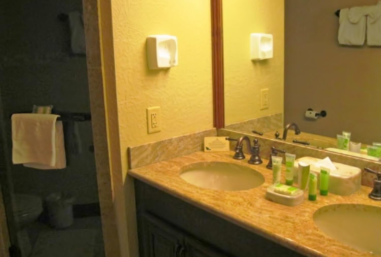 Luxury Three-Bedroom Villa Bathroom at our Park City Resort in Utah | Westgate Park City Resort & Spa | Westgate Resort