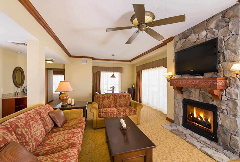 Luxury Four-Bedroom Villa at our Park City Utah Skiing Resort | Westgate Park City Resort & Spa | Westgate Resorts