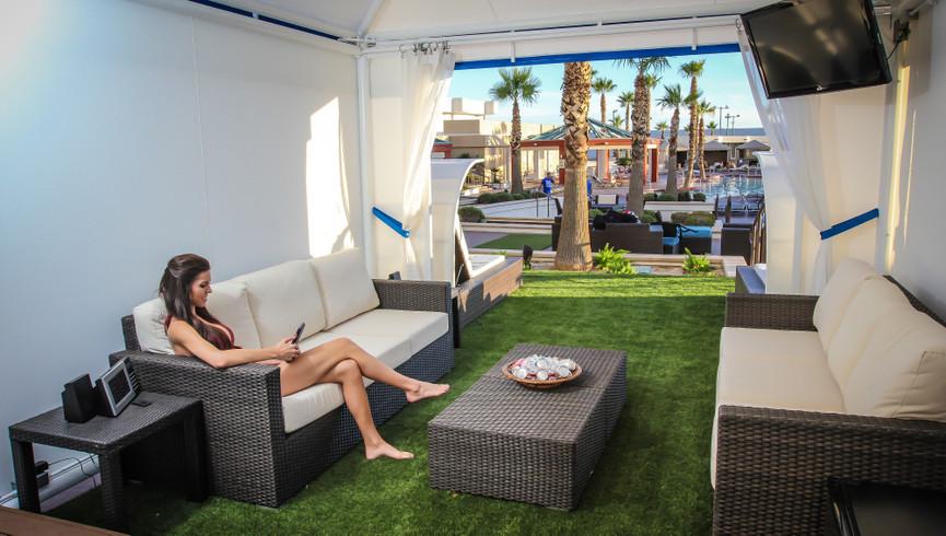 The Best Pool & Cabanas Rental in Las Vegas, NV | Westgate Las Vegas Resort & Casino | Westgate Resorts