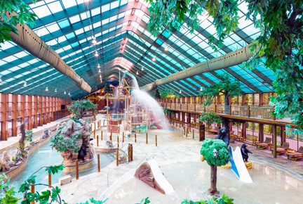 State Of The Art Wild Bear Falls Water Park