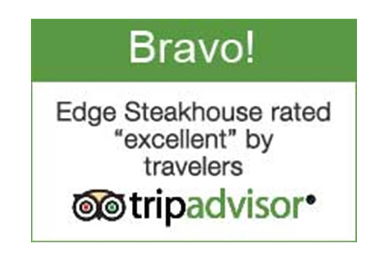 2015 Trip Advisor BRAVO Badge | Westgate Towers Resort | Westgate Resorts