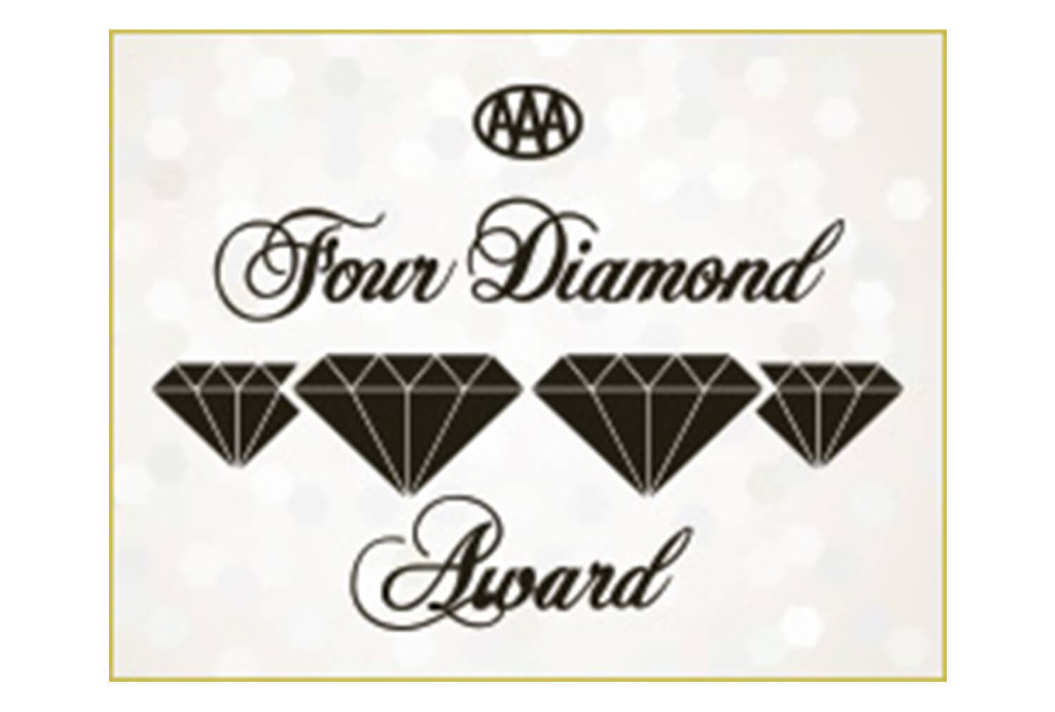 2016 - AAA Four Diamond Award | Westgate Park City Resort & Spa | Westgate Resorts