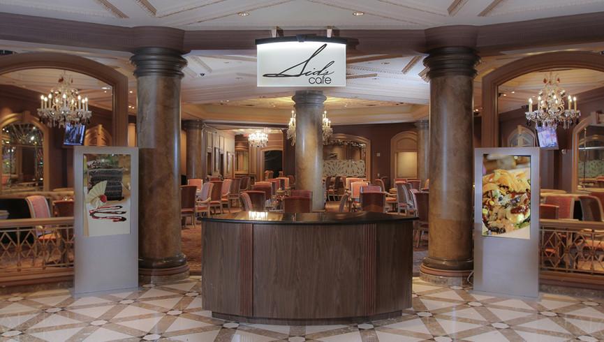 Sid's Cafe in Las Vegas, NV | Westgate Las Vegas Resort & Casino | Westgate Resorts