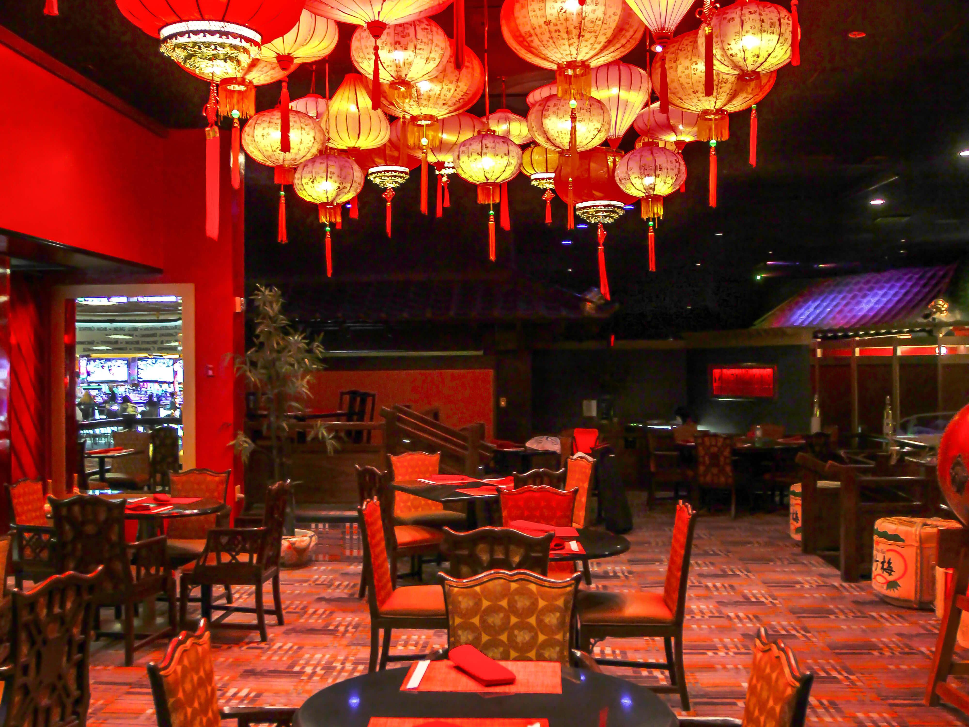 Silk Road Asian Bistro in Las Vegas, NV | Westgate Las Vegas Resort & Casino | Westgate Resorts