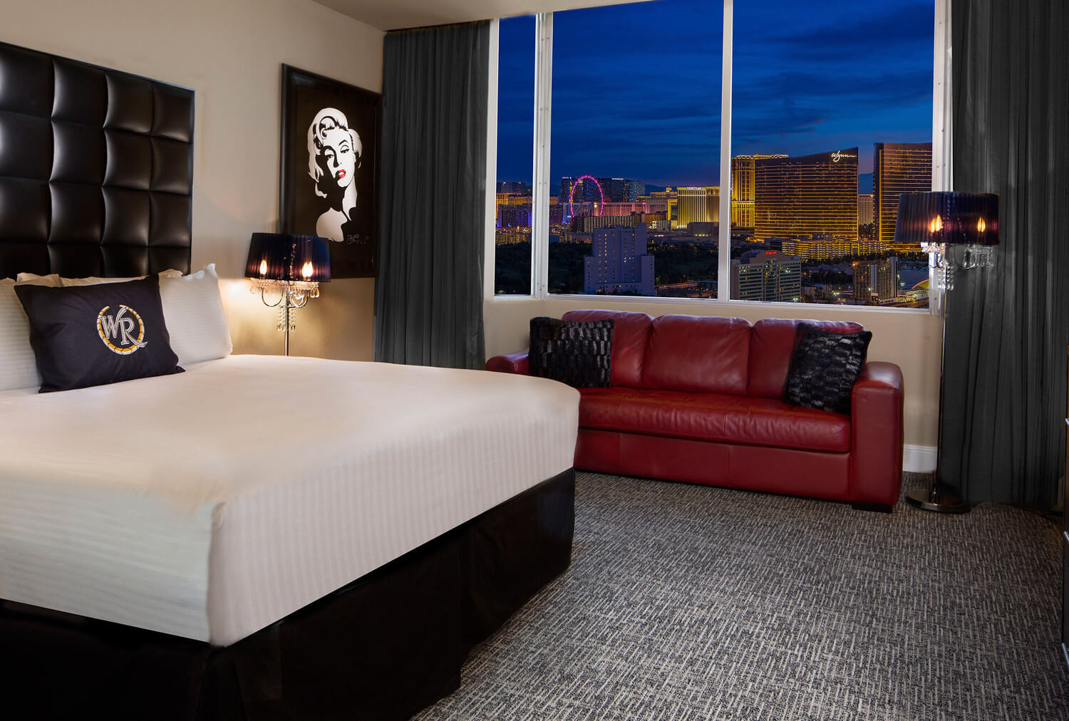 Browse the Signature Room at Westgate Las Vegas Resort & Casino