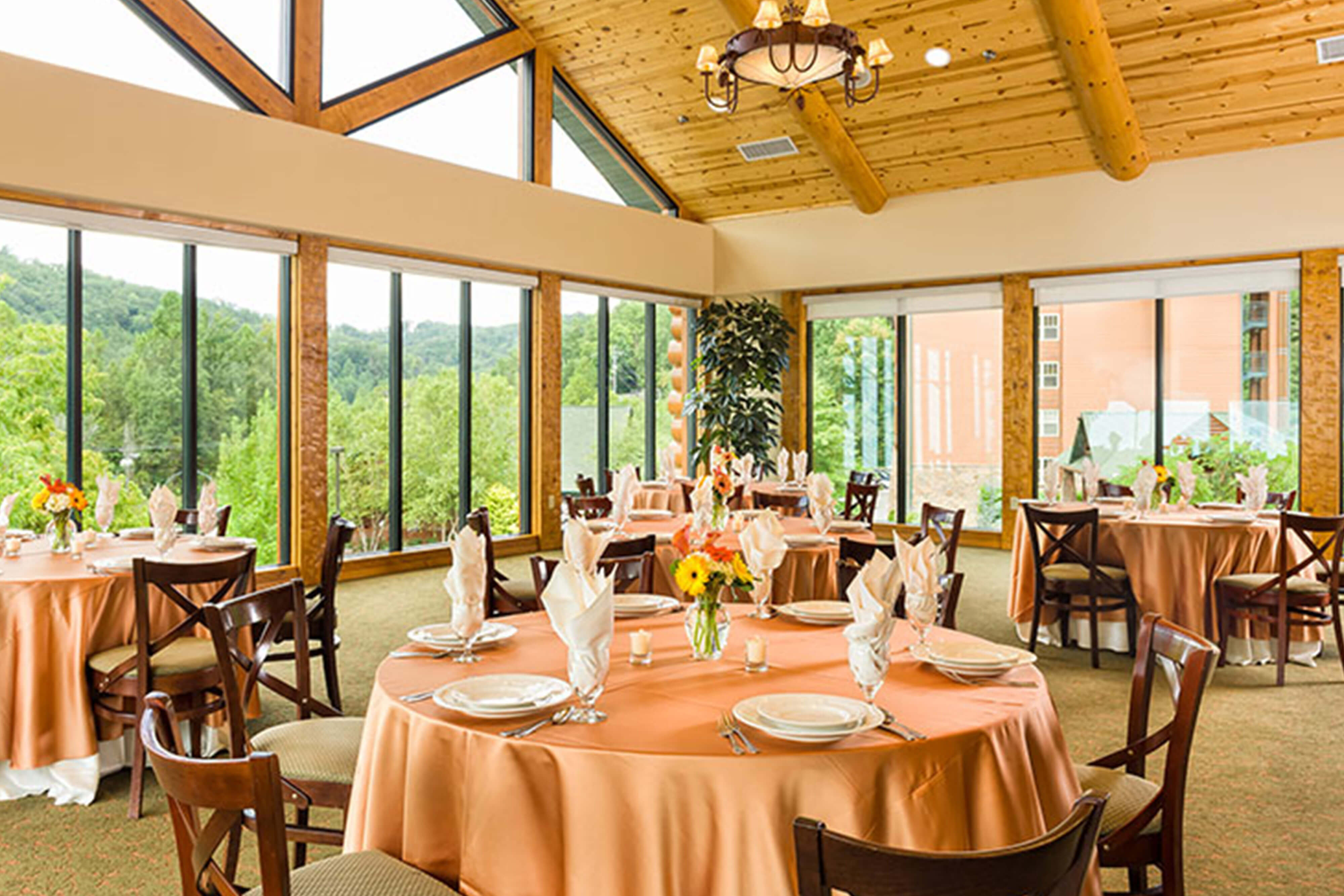 Event Space at our Smoky Mountains Resort | Westgate Smoky Mountain Resort & Spa | Westgate Resorts