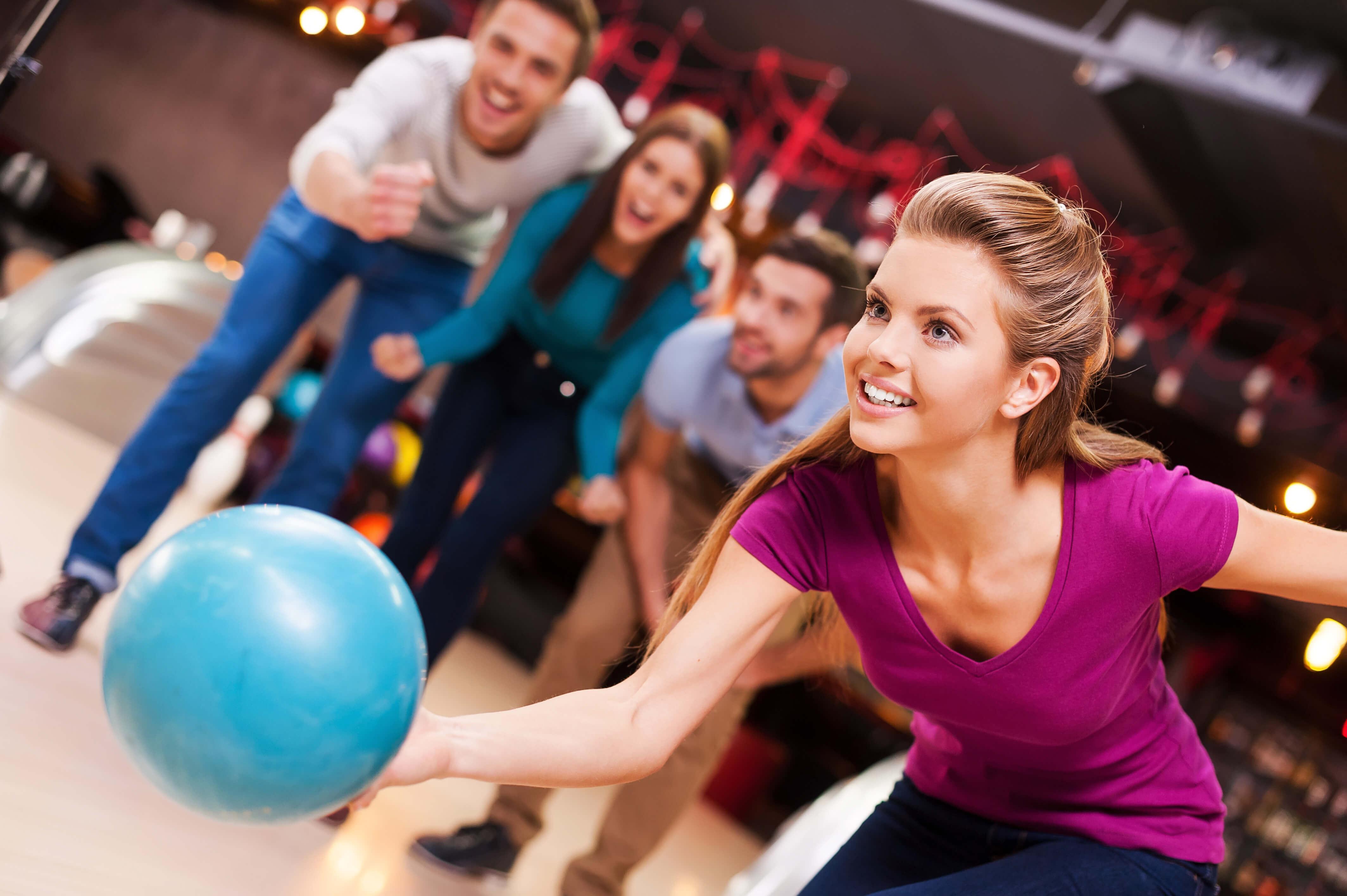 Bowling Outing & Team Building Event in Park City Utah | Park City Utah Resort & Spa | Westgate Resorts