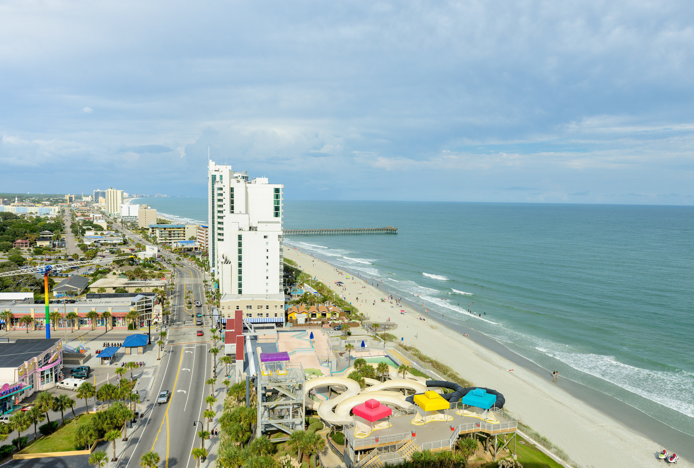 Myrtle Beach Discount Vacation Package Myrtle Beach Oceanfront Resort Westgate Resorts