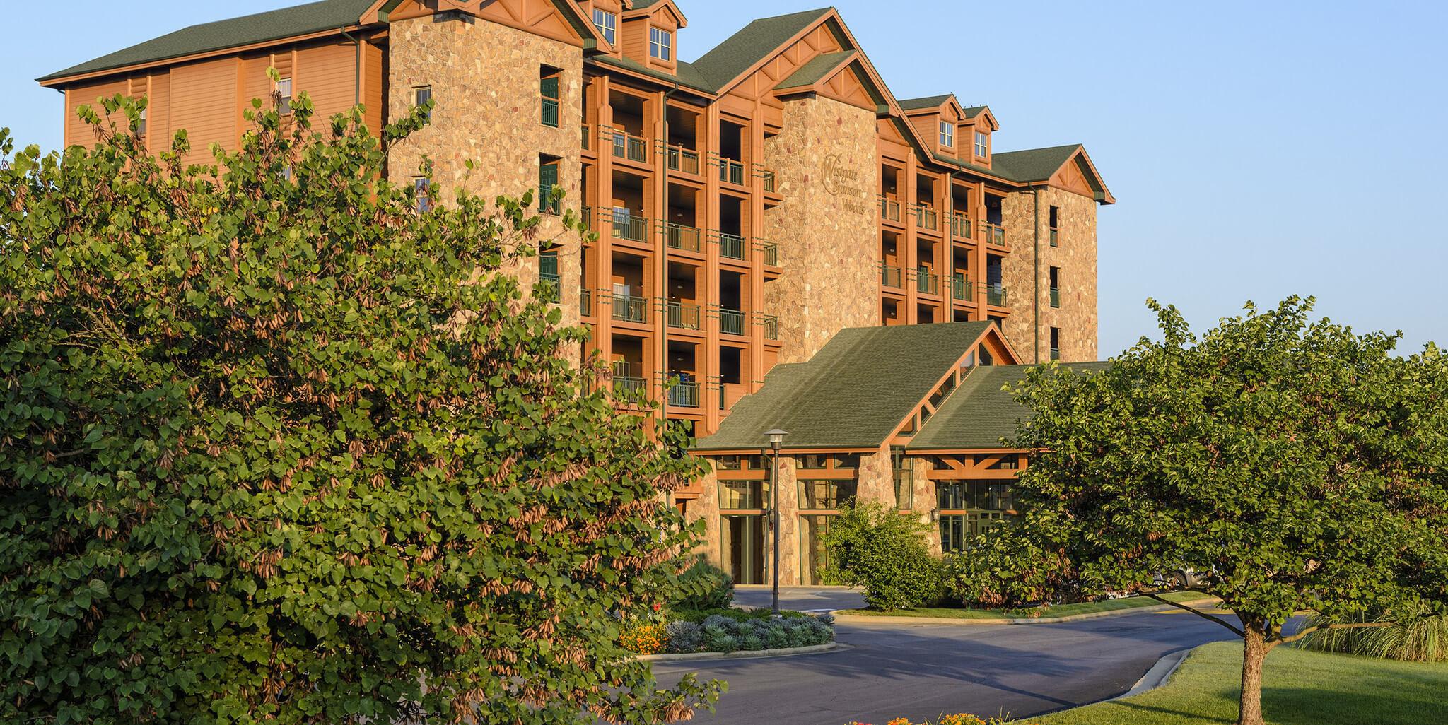 Visit Westgate Branson Woods Resort Resorts In Branson MO - Branson missouri casinos map
