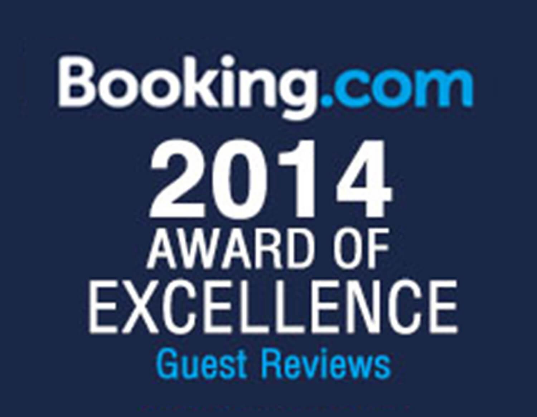 2014 Booking.com Award of Excellence | Westgate Historic Williamsburg Resort | Westgate Resorts