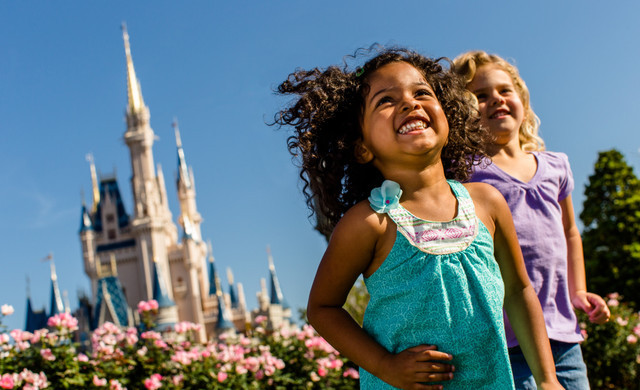 Kids Having Fun on One of Our Disney Specials | Orlando Florida Resorts | Westgate Lakes Resort & Spa