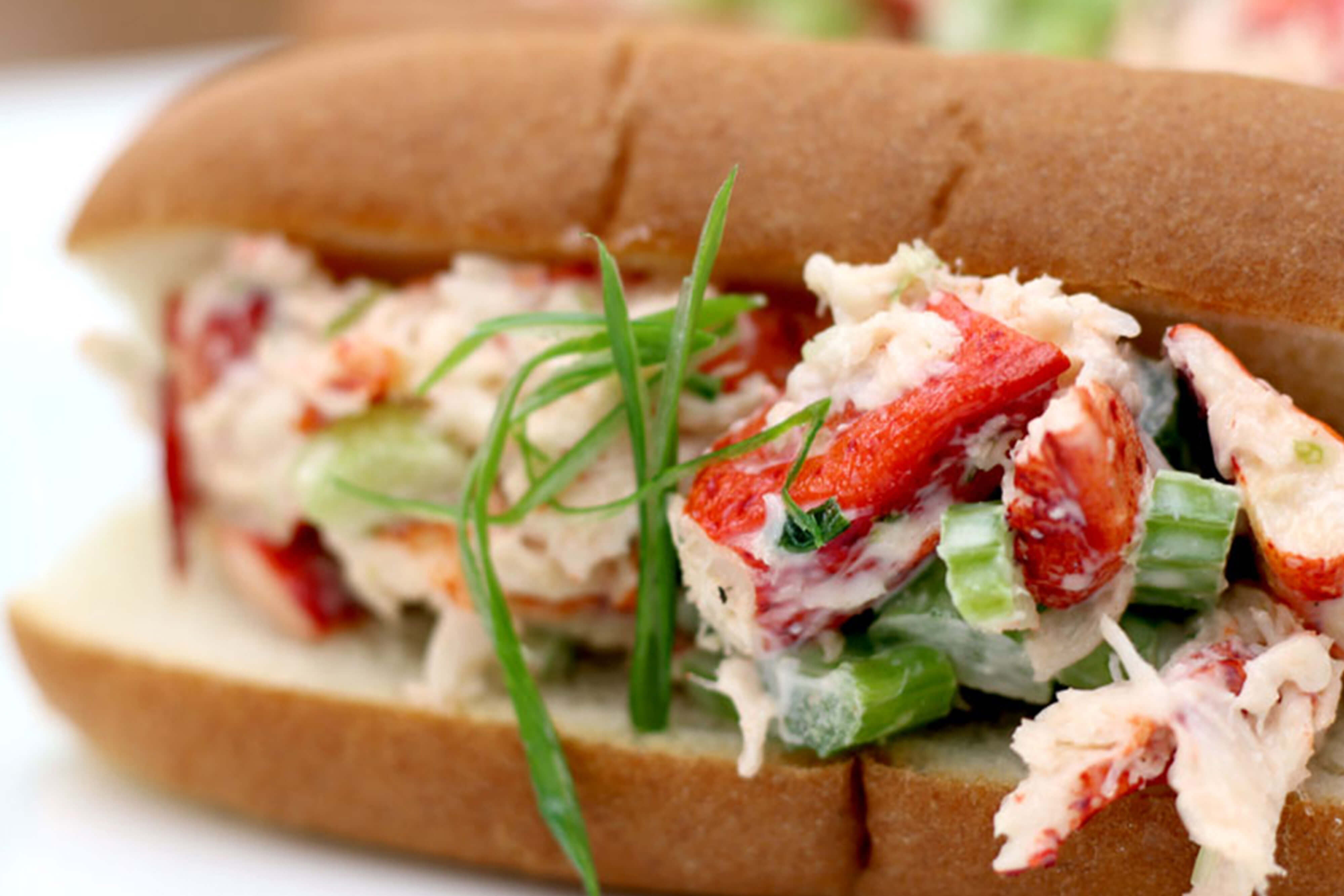 Lobster roll at onsite eatery | Westgate Park City Resort & Spa