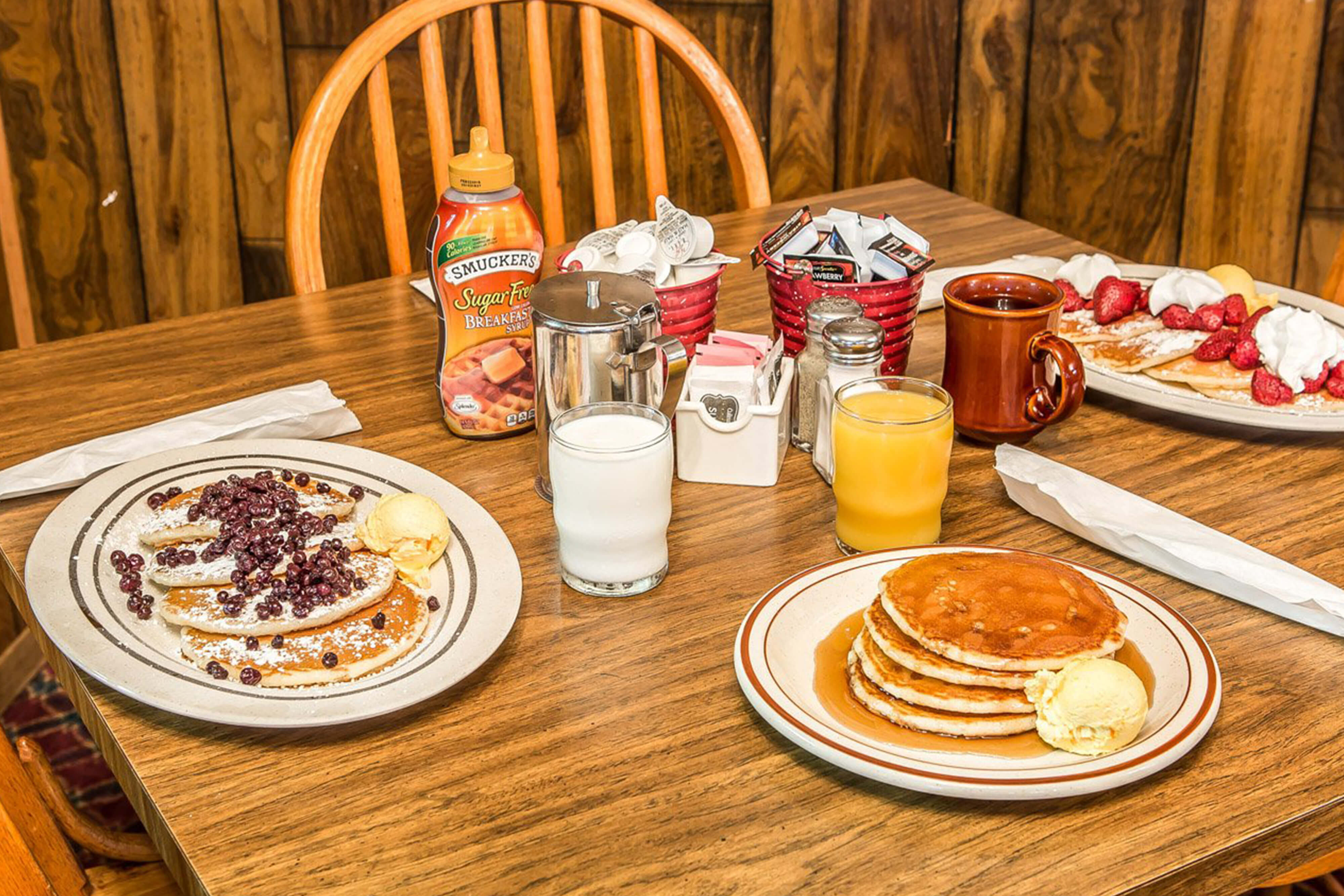The best breakfast Pigeon Forge has to offer at our Pigeon Forge Resort | Wild Bear Inn | Westgate Resorts in the Smoky Mountains