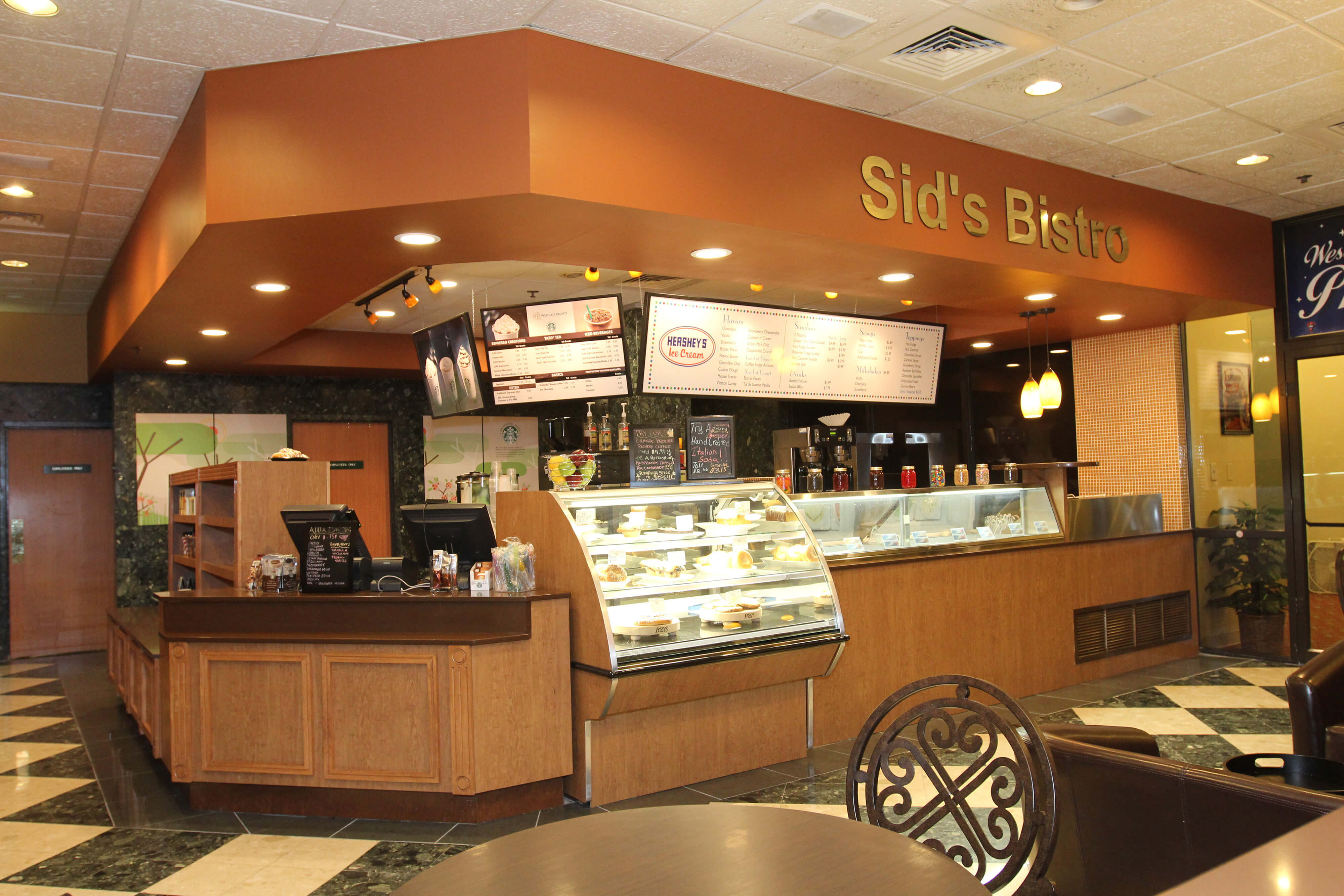 Sid's Bistro | Westgate Lakes Resort & Spa | Orlando, FL | Westgate Resorts