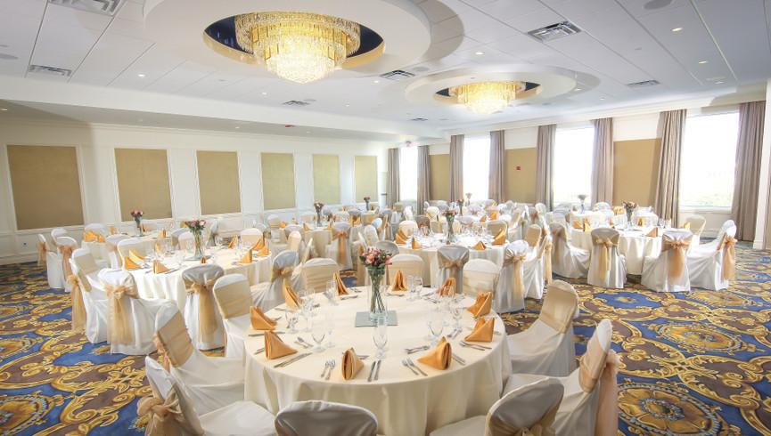 Meeting space rental ballroom near turkey lake road | Hotel ballroom rentals for Orlando meeting planners | Westgate Lakes Resort & Spa