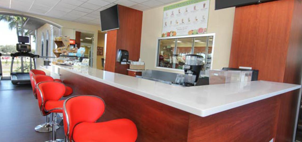 Bar at Fitness Center at our resorts in Orlando Florida | Westgate Lakes Resort & Spa | Westgate Resorts