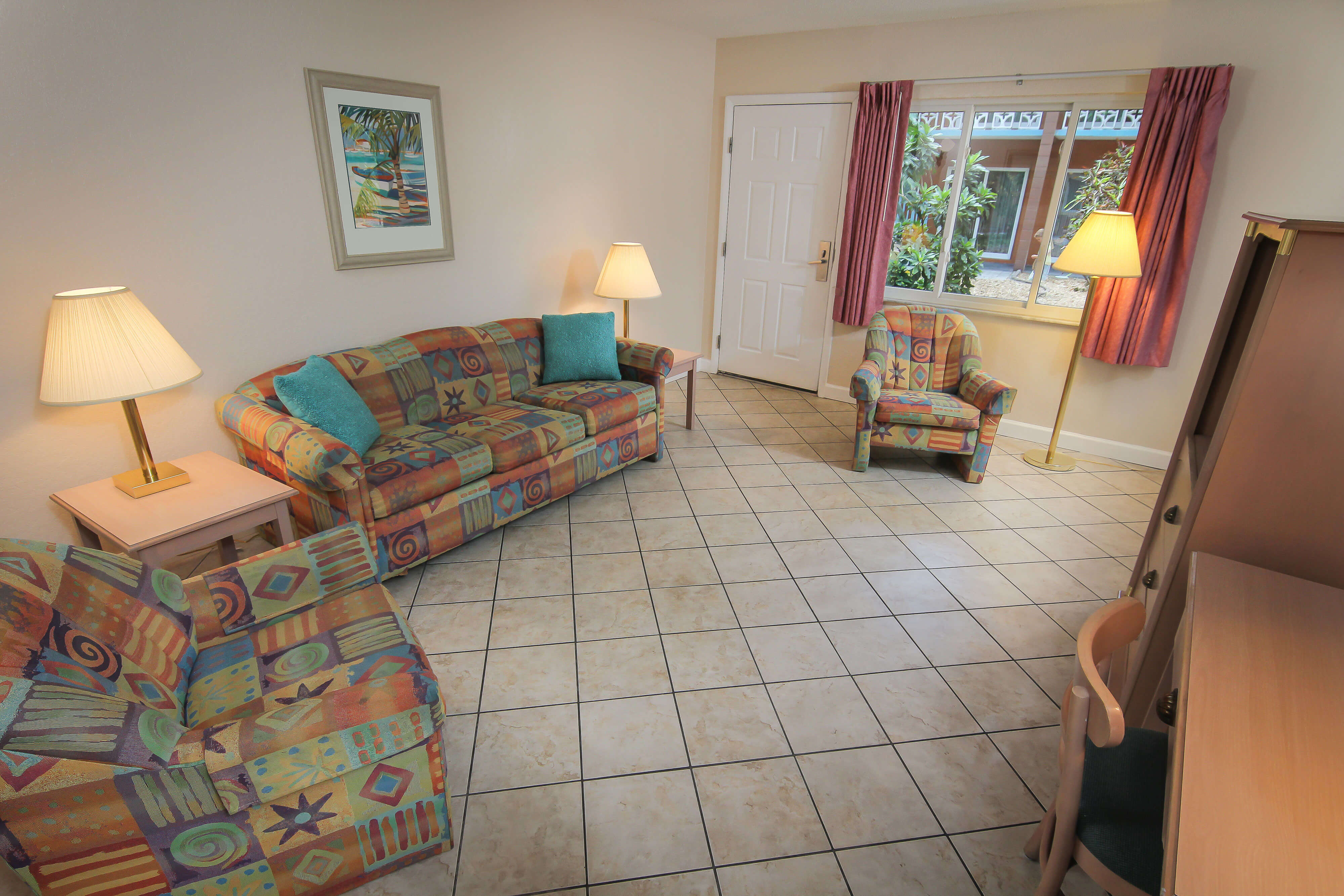 2 Bedroom Suites in Cocoa Beach at our Cocoa Beach Suites Hotel Cocoa Beach FL | Wakulla Suites A Westgate Resort | Westgate Cocoa Beach Resorts