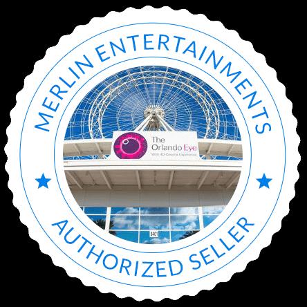 Merlin Entertainments Authorized Ticket Seller