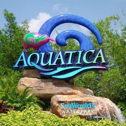 Aquatica: Single Day Tickets Tickets